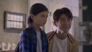 《天堂的微笑》孙又翔转行做电影美术 如晖已经长成了一个小帅哥