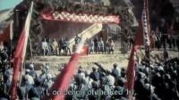 红军热烈欢迎美国朋友,赠送战马做见面礼