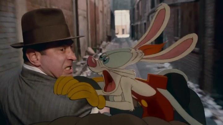 谁陷害了兔子罗杰 片段2:The Benny Car Chase