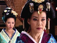 巾帼大将军-35:玉荷阴谋败露遭皇后质问