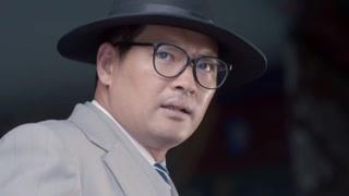 特务刘权咬牙与公安对射,最后却死在了自己的枪下!