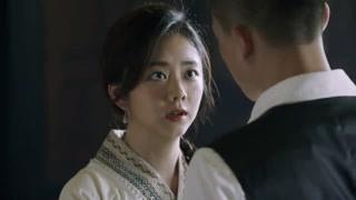 《民初奇人传》希水主动来找华民初 她想与华民初同生共死