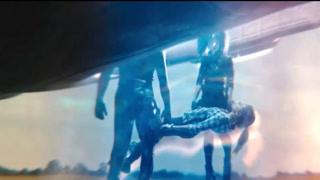 木星上行(片段)去往神秘星球