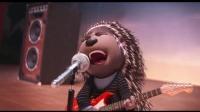 《欢乐好声音》选秀片段,好莱坞大牌纷纷为动物配音,疯狂玩梗满屏都是笑点
