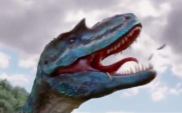 《与恐龙同行》中文日本版预告 原古野兽厮杀求生