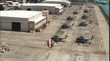 """超级战舰 片段之""""粉碎机""""袭击美国海军基地"""