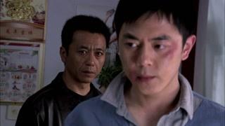 李成和暗藏手枪