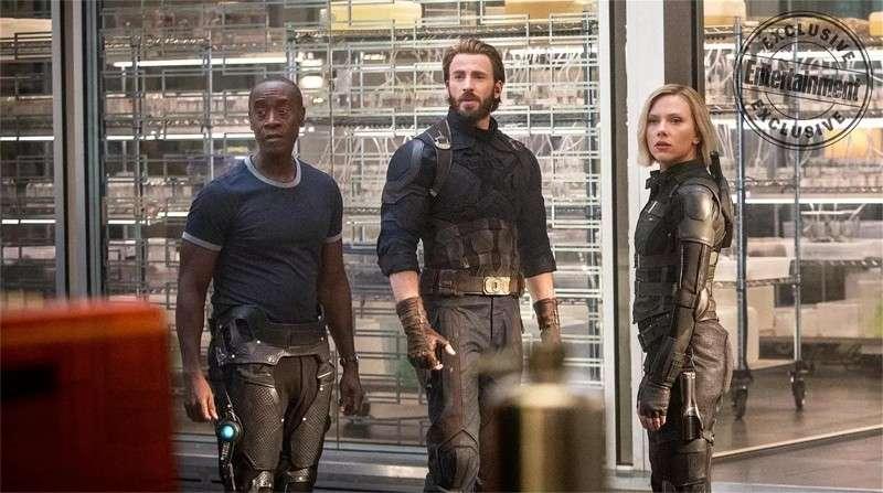 《复仇者联盟3:无限战争》曝IMAX与漫威十周年特辑