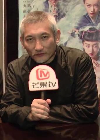 《奇门遁甲》袁和平徐克专访 想带给观众更好的武侠体验