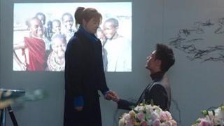 《遇见幸福》司问渠求婚成功! 戴戒指弄错手指头你是不是傻?
