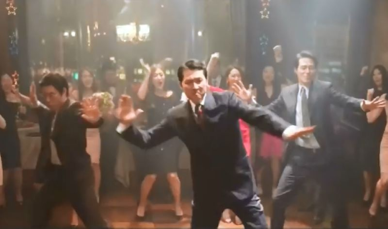 《王者》郑雨盛赵寅成跳舞拍摄特辑