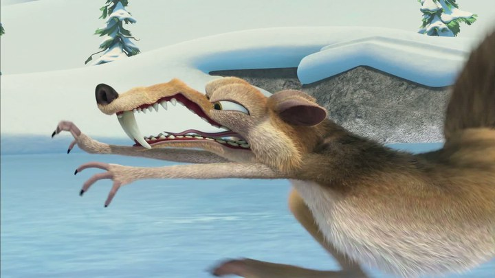 冰河世纪:猛犸象的圣诞 片段