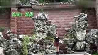 广场舞蹈教学大全 王梅广场舞《大笑江湖》