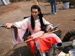 """花絮:慕容离""""觊觎""""齐将军宝剑"""