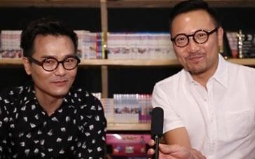 《此情此刻》香港林家栋、潘灿良专访