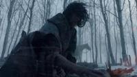 《荒野猎人》 善良土著人搭棚 为小李子抵御风雪