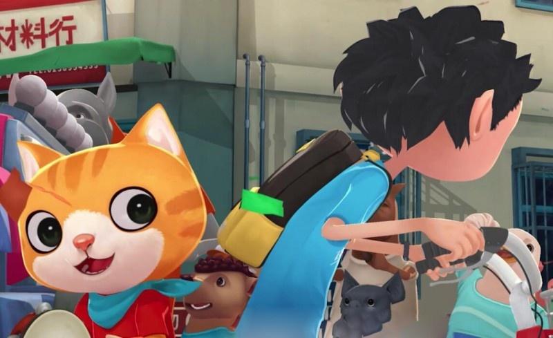 《小猫巴克里》情感预告片