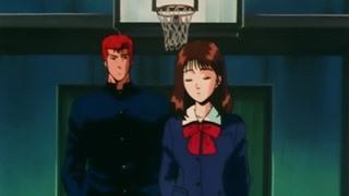 赤木晴子这样的女生好可爱 难怪樱木花道会喜欢她