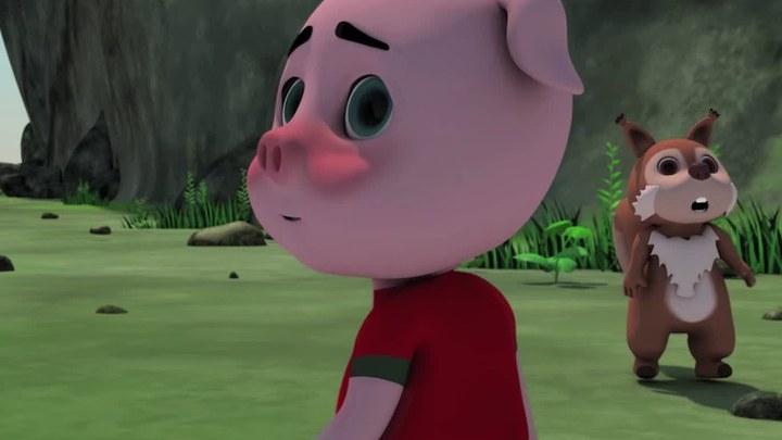 白雪公主和三只小猪 预告片3:欢乐版 (中文字幕)