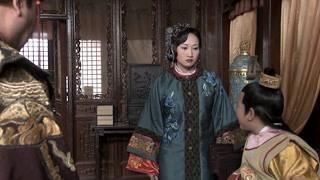 《明宫夕照》王安向皇上提出案件的疑点 都被客氏听见了