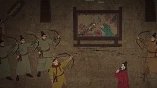 """唐高祖娶妻的一段佳话  """"雀屏中选""""的起源竟然是美女比武招亲"""