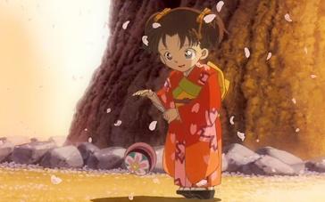 《迷宫的十字路》片尾曲 仓木麻衣经典京都和风