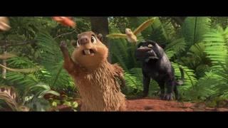 森林里的其他动物也开始加入到赶走人类的战争中