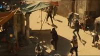 《新木乃伊》还有这种操作,轰炸机炸出一座古墓