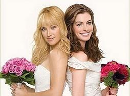 《结婚大作战》国际版预告 安妮·海瑟薇甜蜜上阵