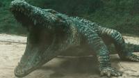 史前巨鳄惊现,科考队尸横遍野
