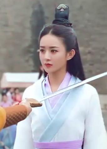 微电影《忘忧镇》预告片 林更新赵丽颖再续虐恋