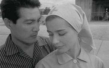 《广岛之恋》预告片 法国女演员婚外恋日本建筑师