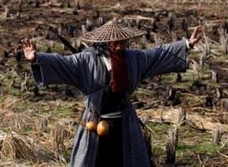 《倭寇的踪迹》片段二 大侠裘冬月的战术