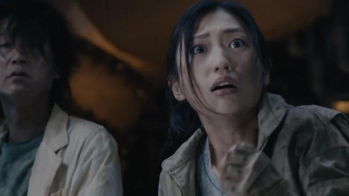 勇敢风暴 日本预告片