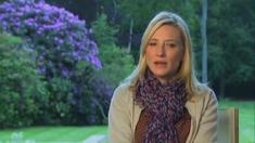 罗宾汉 Cate Blanchett访谈