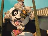 《功夫熊猫2》片段:熊猫阿宝化身忍者,上演超爆笑伪装大法