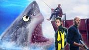 史上最大鲨鱼?3分钟看完《巨齿鲨》!