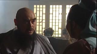 正当林冲和鲁智深把酒言欢之际,林冲老婆在外遇到麻烦?!