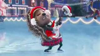 《欢乐好声音》圣诞版宣传片