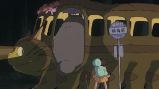 龙猫电车开走啦