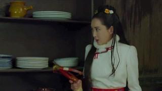《苏茉儿传奇》杜若溪穿什么都美,不愧是天下第一美女