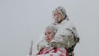雪中对峙 傅红雪杀掉一堆夫妻