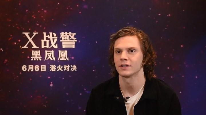 X战警:黑凤凰 其它花絮1:采访特辑 (中文字幕)