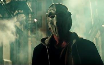 《忍者神龟2:破影而出》台版片段 凯西·琼斯