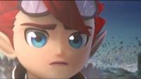 3D动画电影《奥拉星:进击圣殿》先行版预告