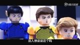 《星际迷航2》孩之宝动画短片Hasbro Kre-O Short