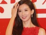 林志玲回应《富春》质疑声 从影之路将继续前进