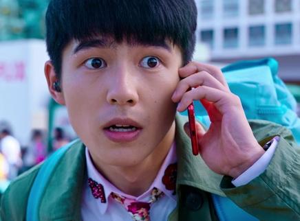 《唐人街探案3》涩谷撒钱片段 唐仁秦风挑战Q出的难题