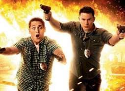 《龙虎少年队》超级碗中文片花 恶搞警匪戏抢风头
