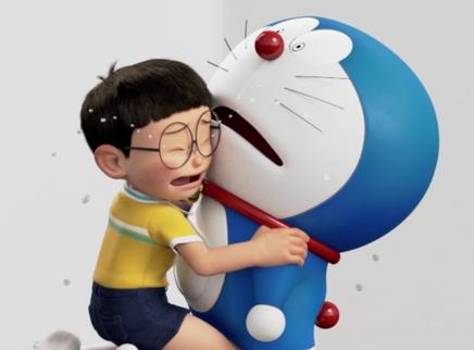 《哆啦A梦:伴我同行2》预告 大雄遭遇挑战,哆啦A梦助攻险被胖虎搅局